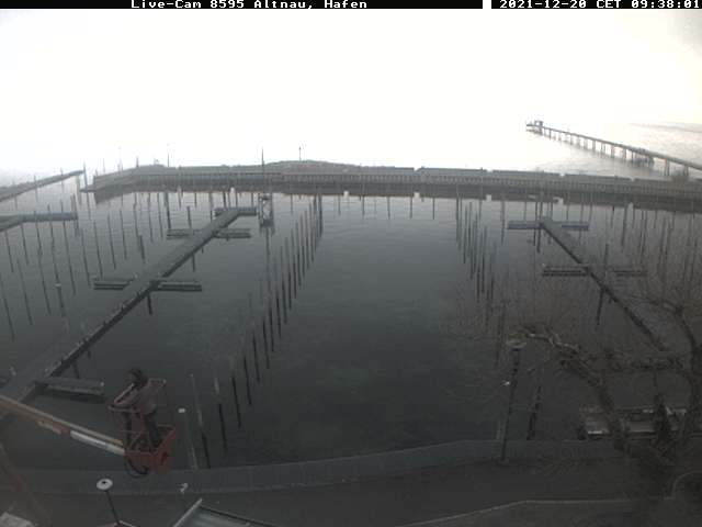 Webcam Hafen Altnau
